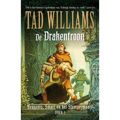 Heugenis, Smart en het Sterrenzwaard 1 - De Drakentroon - Tad Williams (ISBN: 9789021018843)