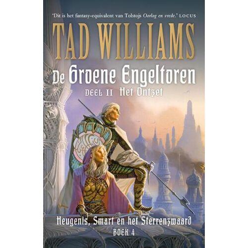 Heugenis, Smart en het Sterrenzwaard 4 - De Groene Engeltoren II - Het Ontzet - Tad Williams (ISBN: 9789021019000)