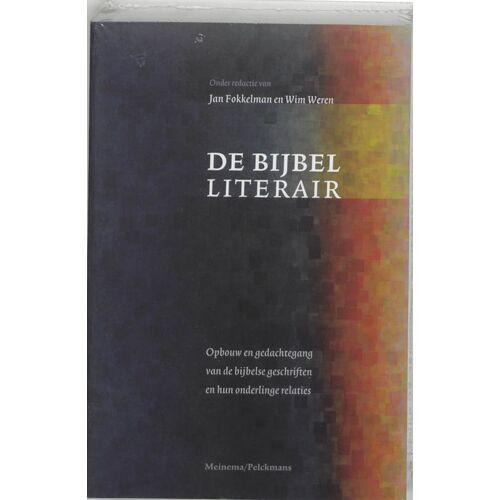 De Bijbel literair - (ISBN: 9789021140551)