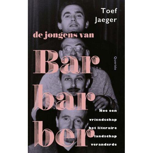 De jongens van Barbarber - Toef Jaeger (ISBN: 9789021406466)