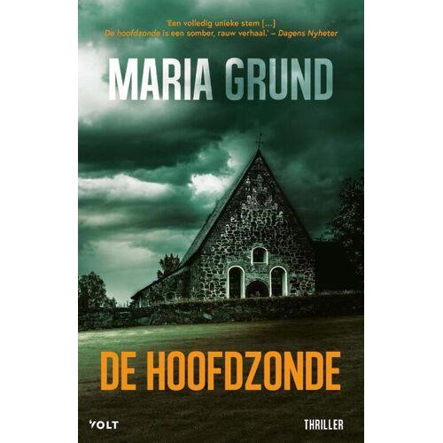 De hoofdzonde - Maria Grund (ISBN: 9789021423081)