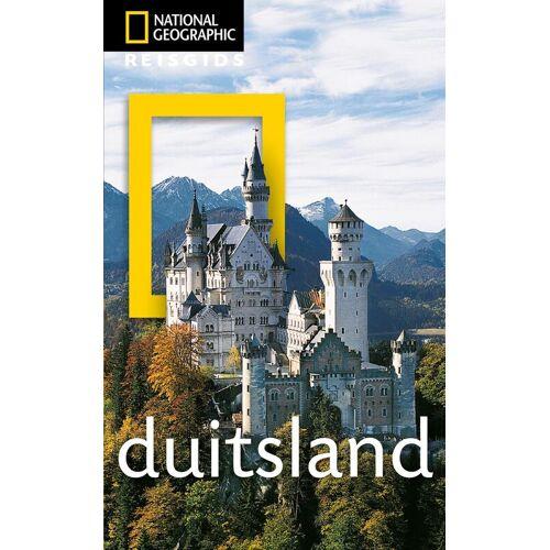 Duitsland - National Geographic Reisgids (ISBN: 9789021573748)