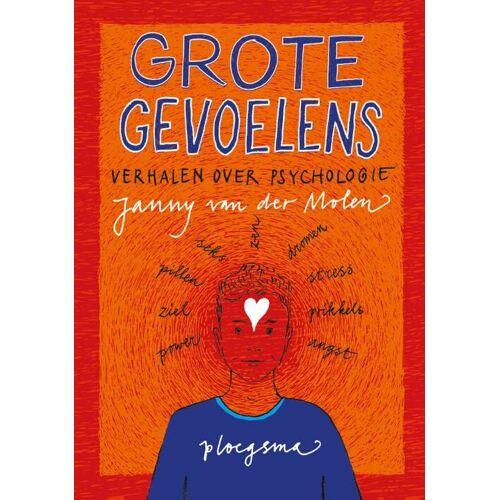 Grote gevoelens - Janny van der Molen (ISBN: 9789021678016)