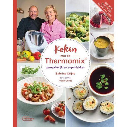 Koken met de Thermomix® - Sabrina Crijns (ISBN: 9789022335628)