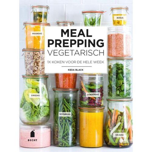 Meal prepping vegetarisch - Keda Black (ISBN: 9789023016175)