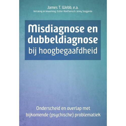 Misdiagnose en dubbeldiagnose bij hoogbegaafdheid - Edward R. Amend (ISBN: 9789023256076)