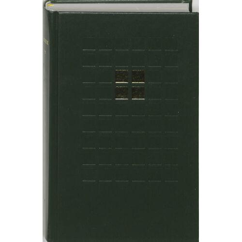 Dienstboek een proeve - (ISBN: 9789023903789)