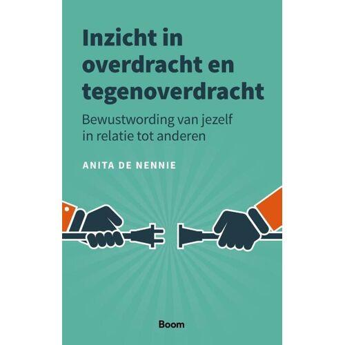 Inzicht in overdracht en tegenoverdracht - Anita de Nennie (ISBN: 9789024403561)