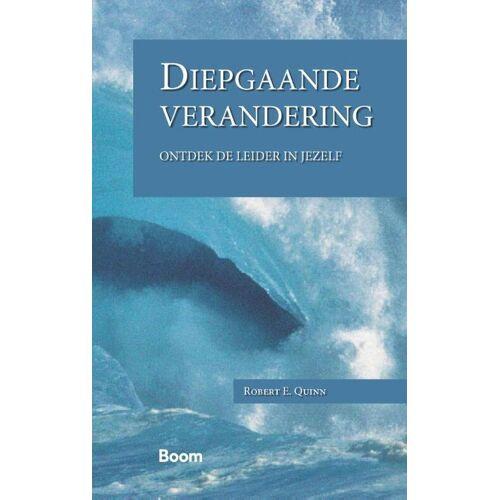 Diepgaande verandering - Robert E. Quinn (ISBN: 9789024404513)