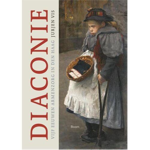 Diaconie - Jurjen Vis (ISBN: 9789024406364)