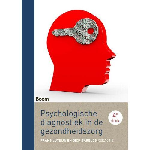 Psychologische diagnostiek in de gezondheidszorg - Dick Barelds, Frans Luteijn (ISBN: 9789024408115)