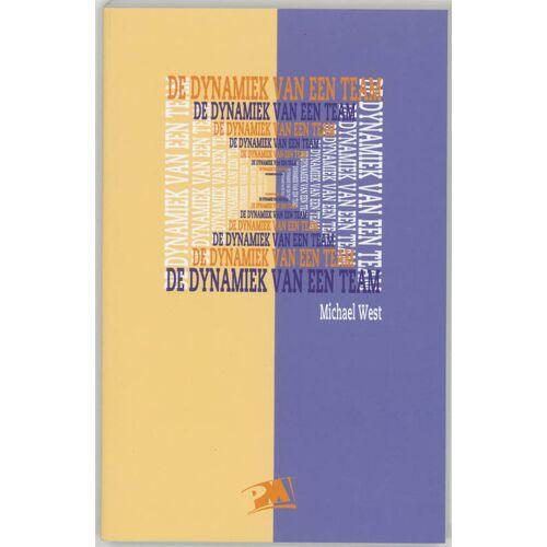 De dynamiek van een team - M. West (ISBN: 9789024413638)