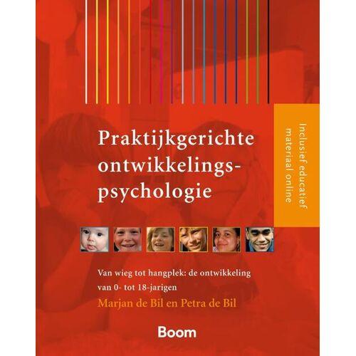Praktijkgerichte ontwikkelingspsychologie - Marjan de Bil, Petra de Bil (ISBN: 9789024415519)