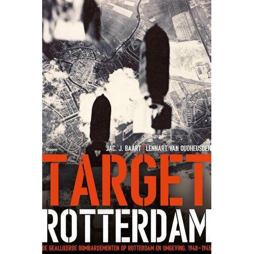 Target Rotterdam - Jac. J. Baart, Lennart van Oudheusden (ISBN: 9789024420452)