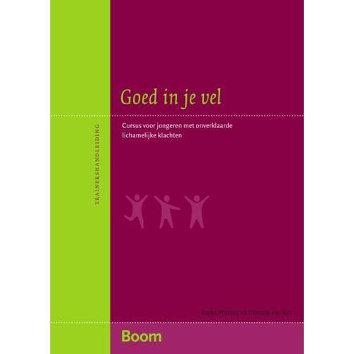 Goed in je vel Trainershandleiding - Chantal van Ree, Ineke Wösten (ISBN: 9789024421916)