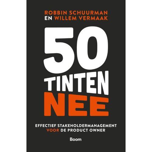 50 Tinten Nee - Robbin Schuurman, Willem Vermaak (ISBN: 9789024427079)