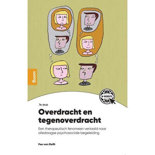 Overdracht en tegenoverdracht - Fee van Delft (ISBN: 9789024428281)