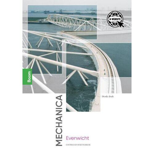 Mechanica: Evenwicht - Coenraad Hartsuijker (ISBN: 9789024429257)