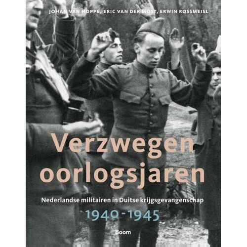Verzwegen oorlogsjaren - Eric van der Most (ISBN: 9789024433391)