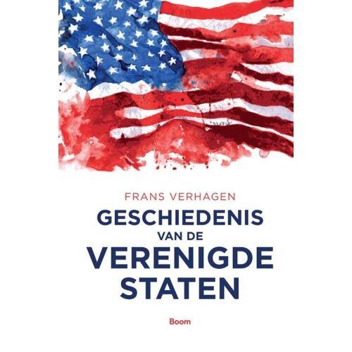 Geschiedenis van de Verenigde Staten (herziene editie) - Frans Verhagen (ISBN: 9789024441259)