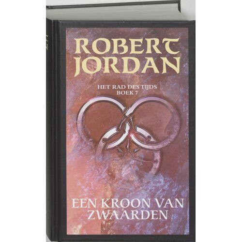 Het Rad des Tijds 7 - Kroon van zwaarden - Robert Jordan (ISBN: 9789024555383)