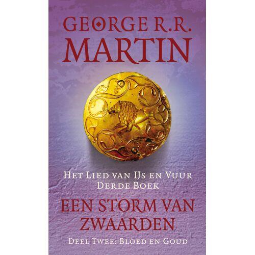 Het Lied van IJs en Vuur 3 - Een storm van zwaarden 2: Bloed en goud - George R.R. Martin (ISBN: 9789024556731)