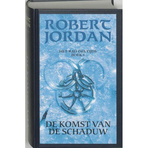 Het Rad des Tijds 4 - De komst van de schaduw - Robert Jordan (ISBN: 9789024557394)