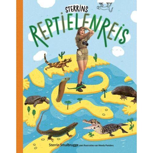 Sterrins Reptielenreis - Sterrin Smalbrugge, Wendy Panders (ISBN: 9789024592388)