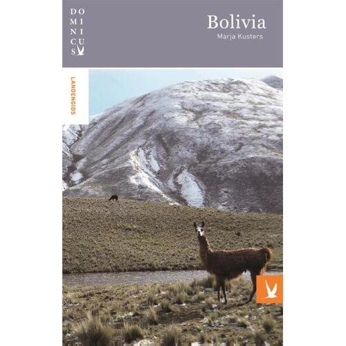 Bolivia - Marja Kusters (ISBN: 9789025764241)