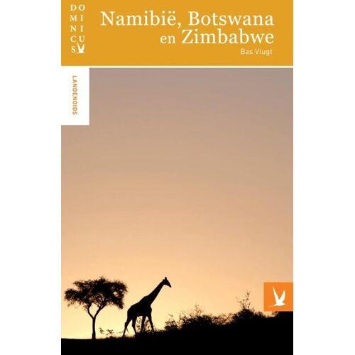 Namibië, Botswana en Zimbabwe - Bas Vlugt (ISBN: 9789025765132)