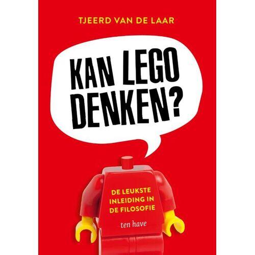 Kan lego denken? - Tjeerd van de Laar (ISBN: 9789025907754)