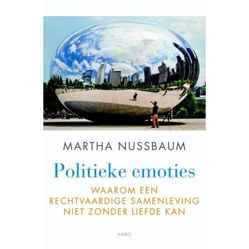 Politieke emoties - Martha Nussbaum (ISBN: 9789026326875)