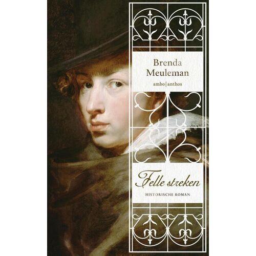 Felle streken - Brenda Meuleman (ISBN: 9789026340857)