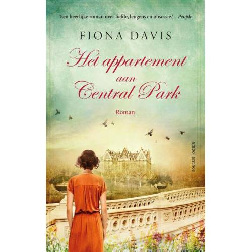 Het appartement aan Central Park - Fiona Davis (ISBN: 9789026341564)