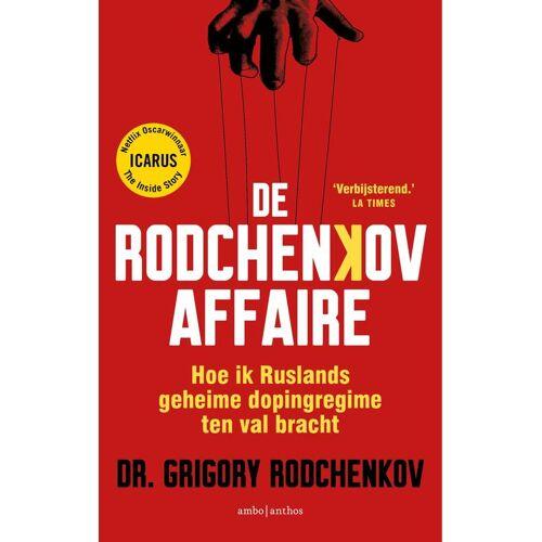 De Rodchenkov-affaire - Grigory Rodchenkov (ISBN: 9789026345814)