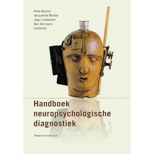 Handboek neuropspychologische diagnostiek - (ISBN: 9789026517976)