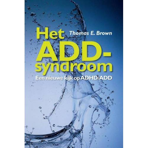 Het ADD-syndroom - T.E. Brown (ISBN: 9789026522123)