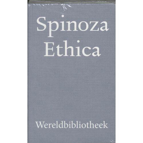 Werken van B. de Spinoza - Ethica - Baruch de Spinoza (ISBN: 9789028415041)