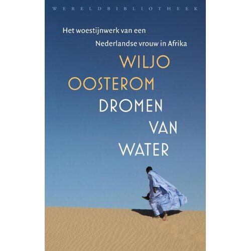 Dromen van water - Wiljo Oosterom (ISBN: 9789028426849)