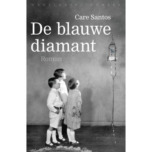 De blauwe diamant - Care Santos (ISBN: 9789028427464)