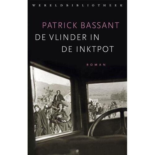 De vlinder in de inktpot - Patrick Bassant (ISBN: 9789028450721)