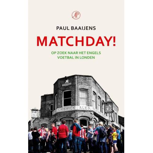 Matchday! - Paul Baaijens (ISBN: 9789029510103)