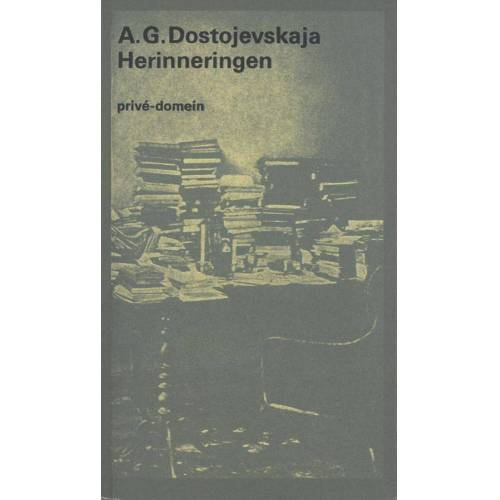 Herinneringen - Anna Grigorjevna Dostojevskaja (ISBN: 9789029513043)