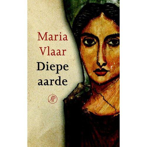 Diepe aarde - Maria Vlaar (ISBN: 9789029515320)
