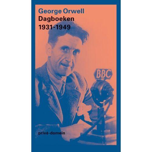 Dagboeken 1931-1949 - Privé-domein nr. 277 - George Orwell (ISBN: 9789029588621)