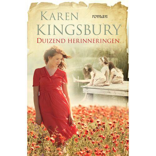 Duizend herinneringen - Karen Kingsbury (ISBN: 9789029726436)