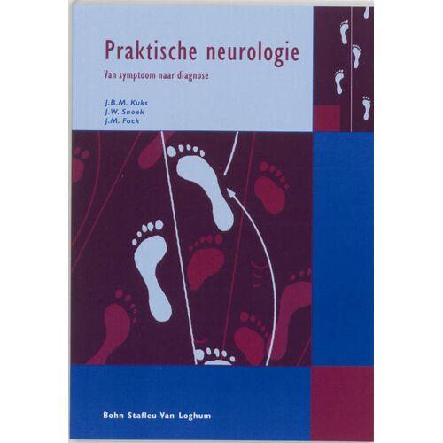 Praktische neurologie - J.B.M. Kuks, J.M. Fock, J.W. Snoek (ISBN: 9789031342655)
