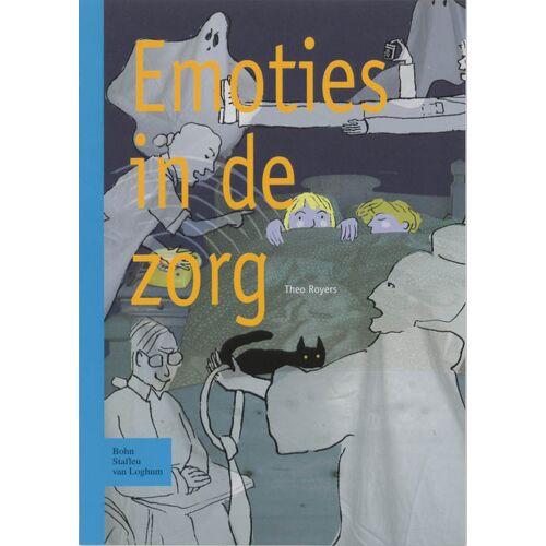 Emoties in de zorg - T. Royers (ISBN: 9789031346349)