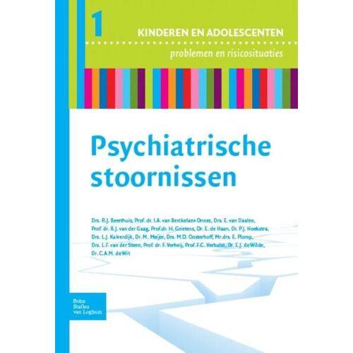 Psychiatrische stoornissen - (ISBN: 9789031360482)