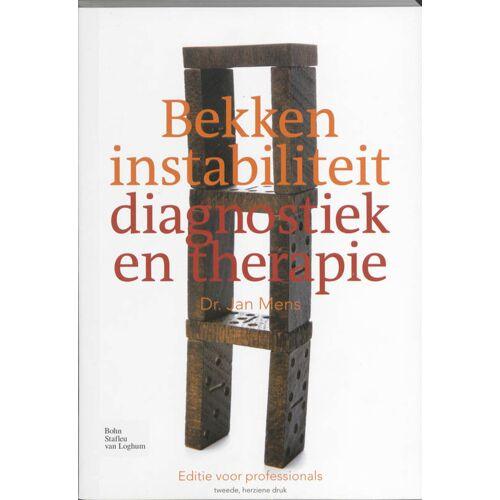 Bekkeninstabiliteit diagnostiek en therapie - J.M.A. Mens (ISBN: 9789031362004)